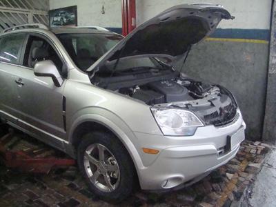Imponente, a SUV da Chevrolet causa boa impressão por onde passa