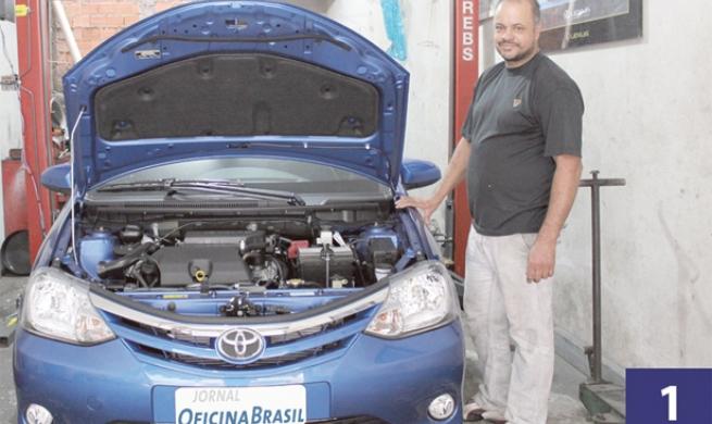 Toyota Etios recebe algumas mudanças em seu interior, mas conjunto mecânico continua igual