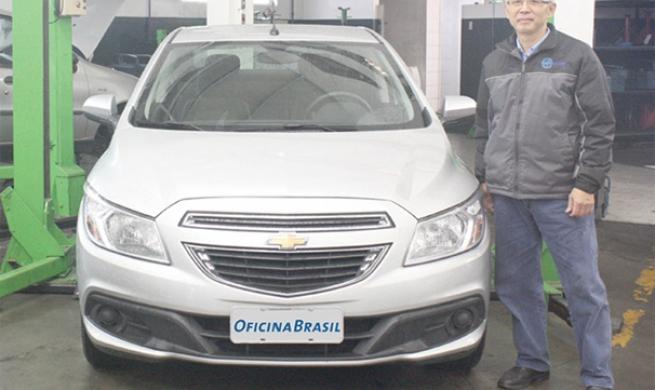 Novo sedã da GM 'encorpa', ganha tecnologia, mas não trará grandes surpresas ao reparador