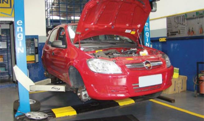 Chevrolet Celta ganha fôlego com novo motor
