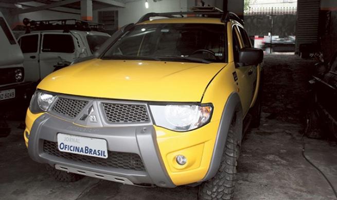 8d99b45eb Feita para a terra: L200 Triton é robusta, mas tem falhas que merecem  cuidado do reparador - Oficina Brasil | Reparador Diesel