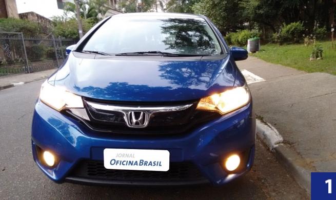 Novo Honda Fit 1.5 CVT mantém liderança em seu segmento, com melhorias na reparabilidade