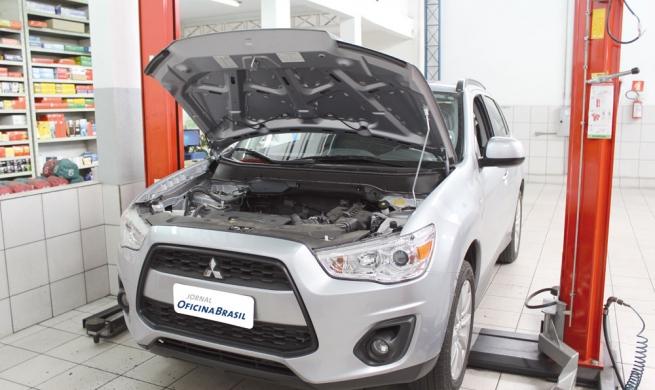 Mitsubishi ASX 4x2 CVT: versão urbana do crossover mostra robustez e boa reparabilidade
