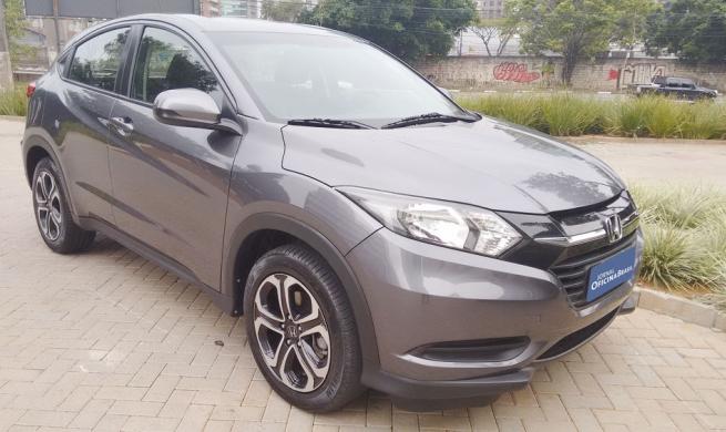 Honda HR-V 1.8 LX - SUV mais vendido do país passa pela avaliação de reparabilidade nas oficinas