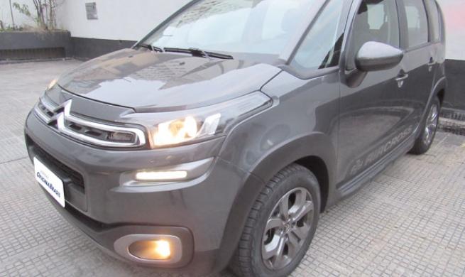 Citroën Aircross 1.6 Shine: reparadores aprovam o modelo, mas esperam mais da marca e revendas
