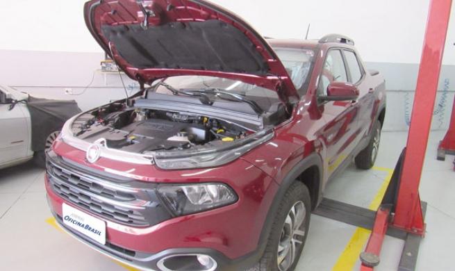 Fiat Toro 2.0 Turbo Diesel Freedom: reparadores antecipam uma visão de como será a manutenção