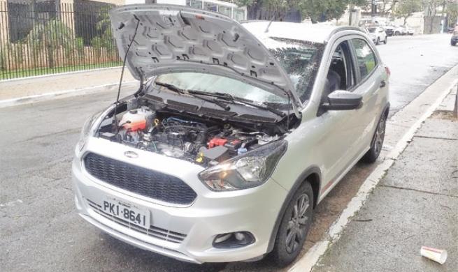Ka Trail 1.0 3 cilindros concilia reparabilidade simples com um desempenho acima da média