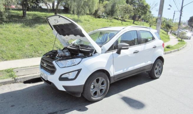 Ford Ecosport Freestyle 1.5 introduz downsizing entre SUVs e reparadores aplaudem iniciativa