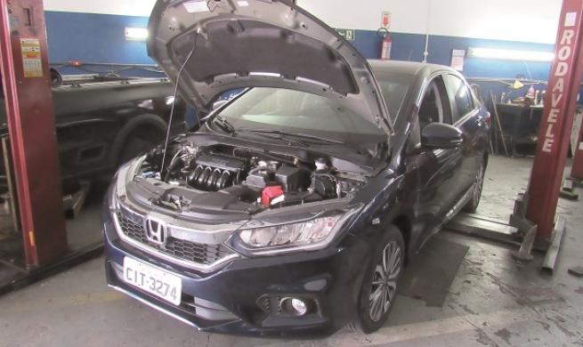 Honda City 1.5 AT compensa desempenho discreto  com reparabilidade acima de qualquer suspeita