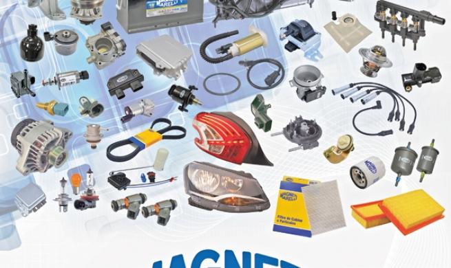 Magneti Marelli traça o lançamento de 6 novas linhas de produtos no mercado em 2019