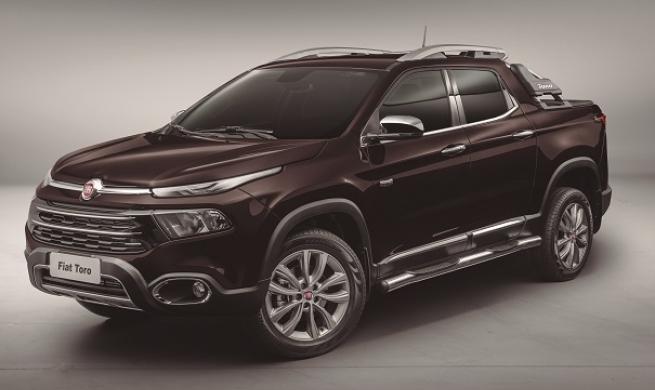 Com nova versão Ultra e outras 10 opções, Fiat lança Toro 2020