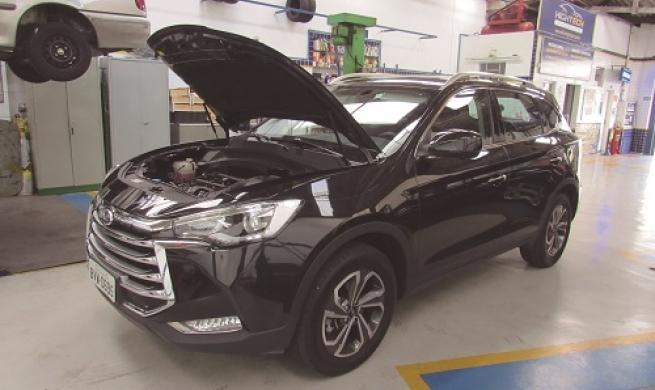 JAC T80 traz boa reparabilidade, powertrain robusto  e confirma salto de qualidade entre carros chineses