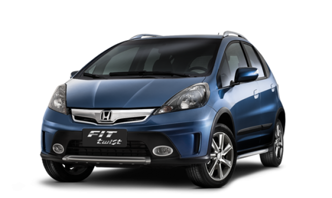 "Oficina independente ""H Office"" foi escolhida para avaliar Honda Fit Twist"