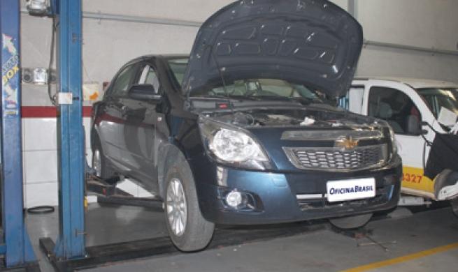 Chevrolet Cobalt: desempenho no dinamômetro e detalhes do novo carro