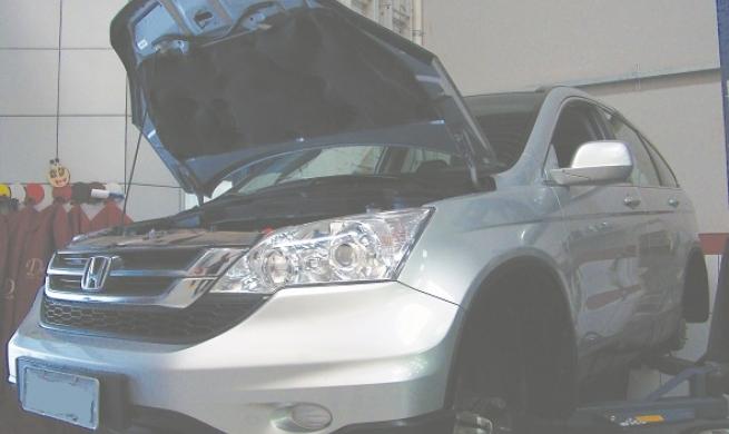 Tecnologia aliada a simplicidade são os pontos fortes do Honda CR-V