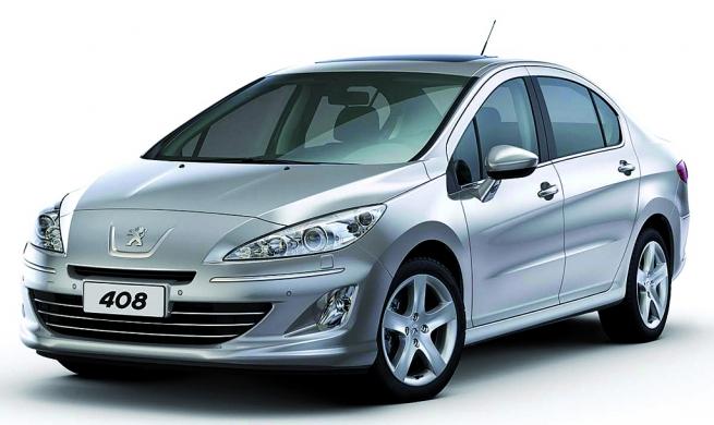 Peugeot 408 não traz surpresas na oficina