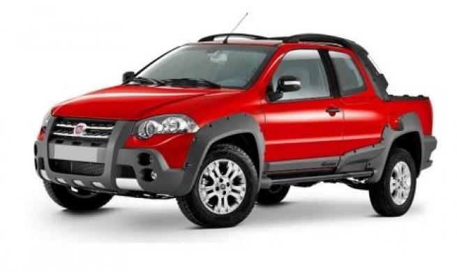 Nova Fiat Strada Adventure Locker promete adrenalina na medida certa