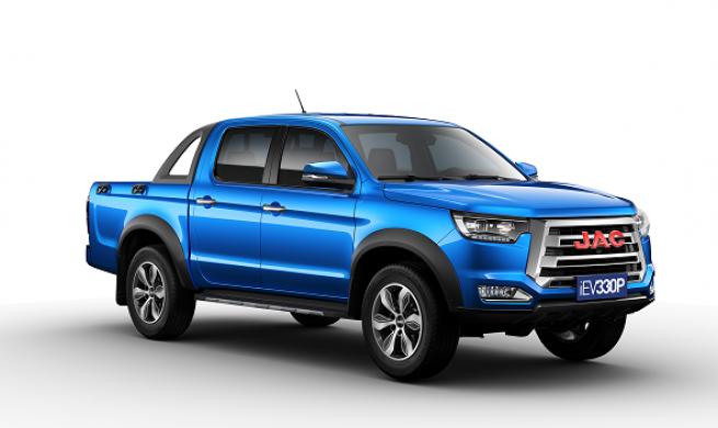 JAC Motors lança de uma só vez cinco veículos elétricos para o mercado brasileiro