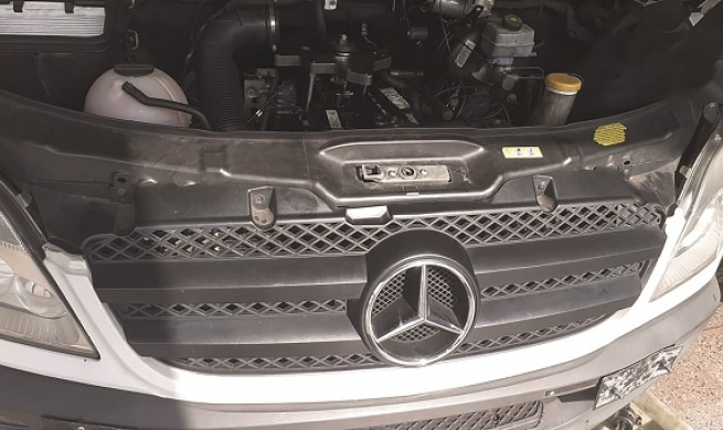 Motor diesel OM 651 da Van Sprinter - falta de cuidados na manutenção reduz o tempo de uso