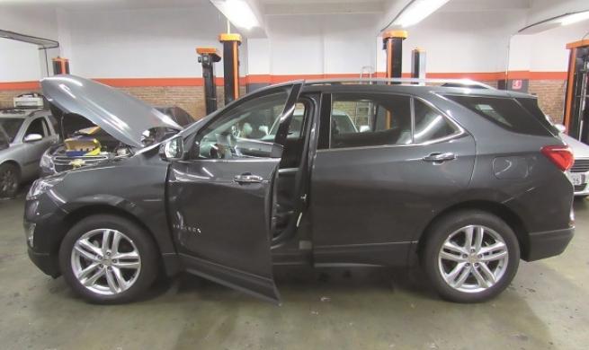 Chevrolet Equinox Premier 2.0 Turbo traz projeto  moderno, mas suspensão barulhenta deixa dúvidas