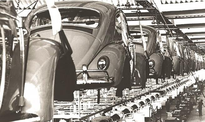 Volkswagen celebra os 60 anos da Fábrica Anchieta