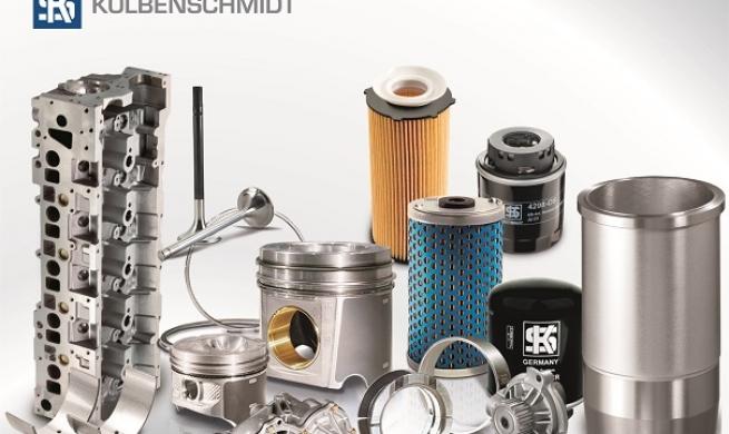 Motorservice apresenta novos itens da Kolbenschmidt