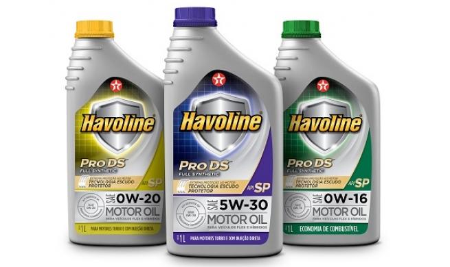 Texaco lança a primeira linha de lubrificantes API SP no Brasil