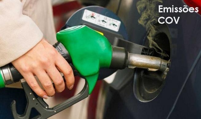 Controle de emissões evaporativas durante o abastecimento - o que muda no carro e no posto