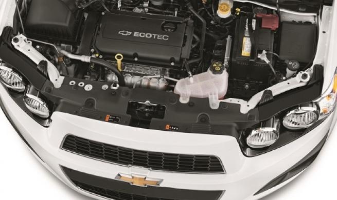 Chevrolet Sonic com dificuldade na partida com motor quente