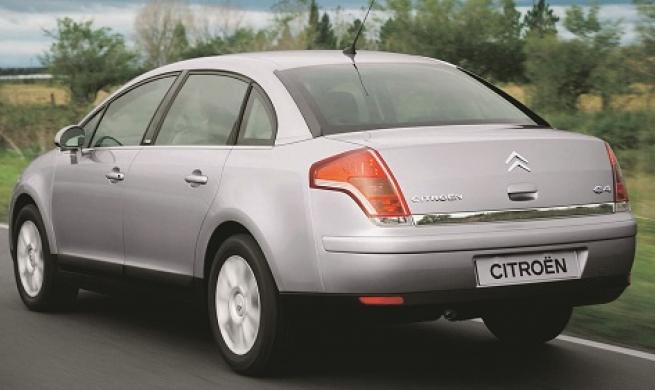 Citroën C4 Pallas não dá partida