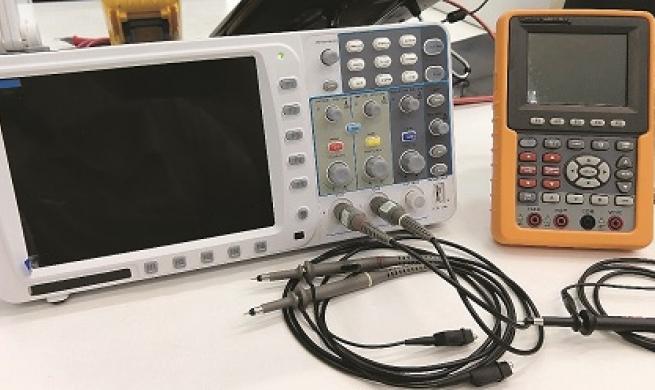 O osciloscópio tornou-se em um equipamento fundamental no dia a dia da oficina moderna!