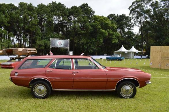 A inusitada versão perua do Maverick, criação da concessionária Souza Ramos para disputar mercado com a Chevrolet Caravan