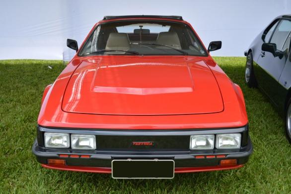 Produzido pela L'Automobile o Ventura carimbou o passaporte e foi exportado para os Estados Unidos