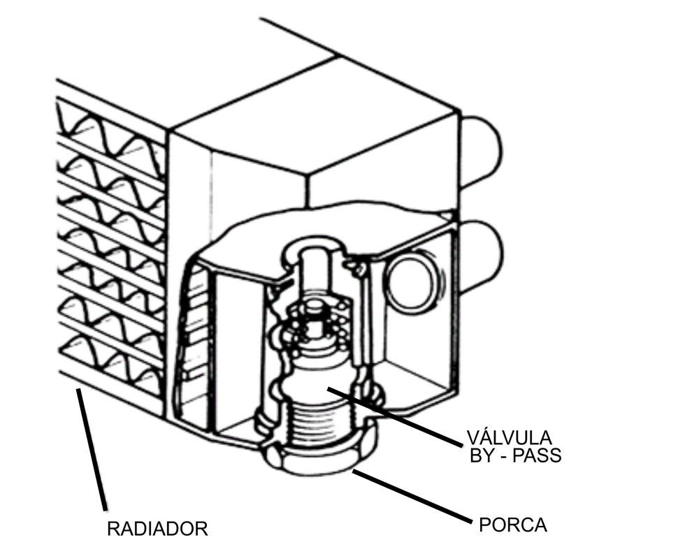Figura 4 – Valvula de controle termostática