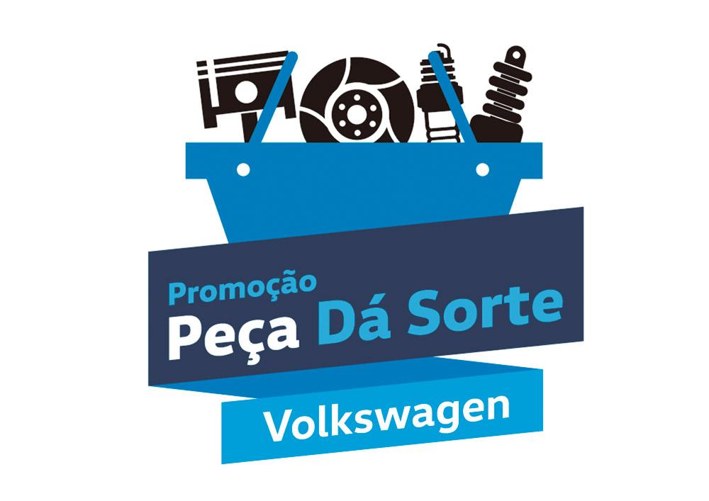 Com a promoção Peça dá Sorte o reparador pode ganhar um up! 0 km