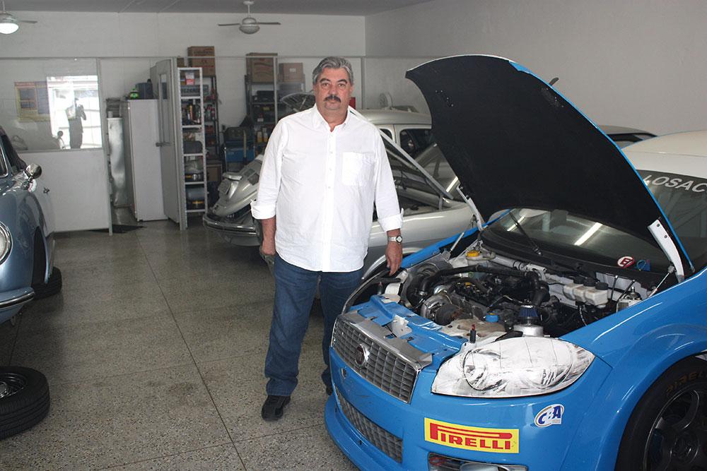 Vinicius Losacco, referência nacional no esporte a motor