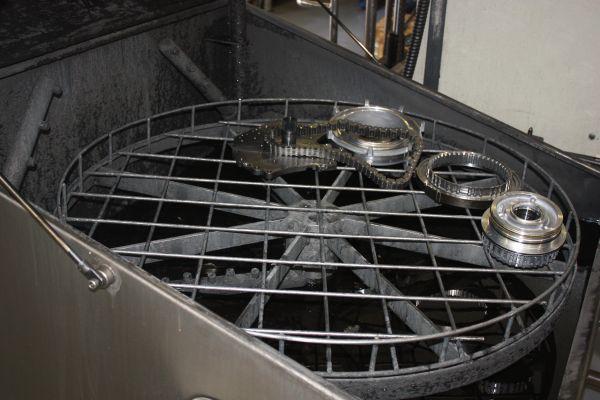Máquina de lavagem a quente