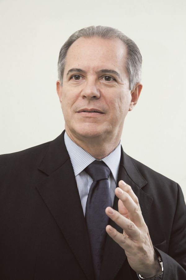 José Arnaldo Laguna, Presidente executivo do CONAREM desde 2002