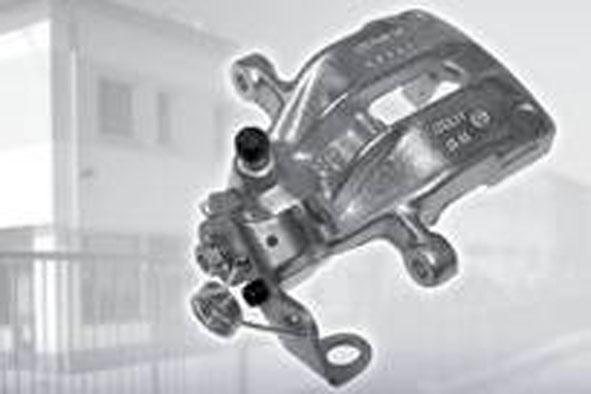 A FTE oferece peças de conjunto de freio