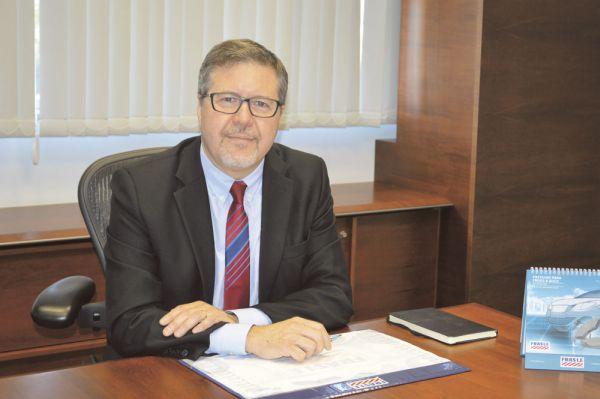 Diretor da Fras-le, Pedro Ferro, se diz comprometido em buscar melhores resultados em sua gestão de negócios