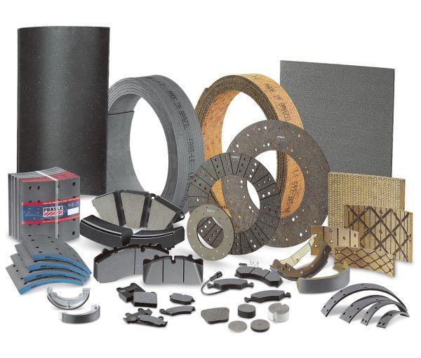 O portfólio atual da empresa contempla mais de 10.000 referências em produtos nas marcas Fras-le e Lonaflex