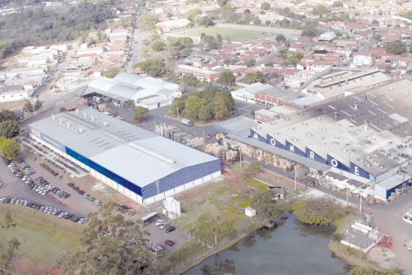 """""""Toda fábrica tem um pouco de ociosidade"""", comenta Marcelo Rechi Pais"""