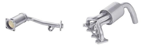 Componentes servem para motores gasolina, etanol e flex