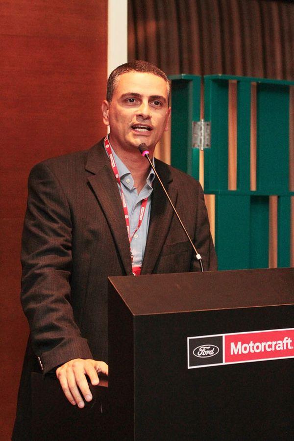 Natan Vieira, Vice Presidente de Vendas e Marketing e Serviços da Ford América do Sul