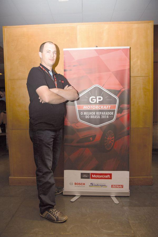 Francisco Parizzi Obice, da Irmão Centro Automotivo, em Toledo (PR)