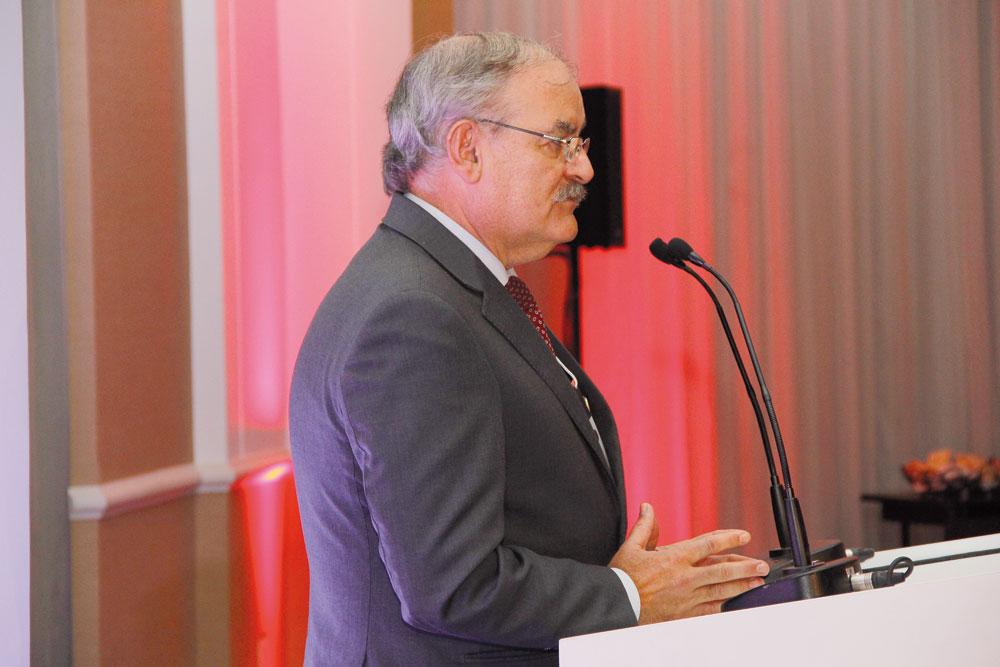 Roberto Spada, diretor de Relações Externas do SENAI-SP