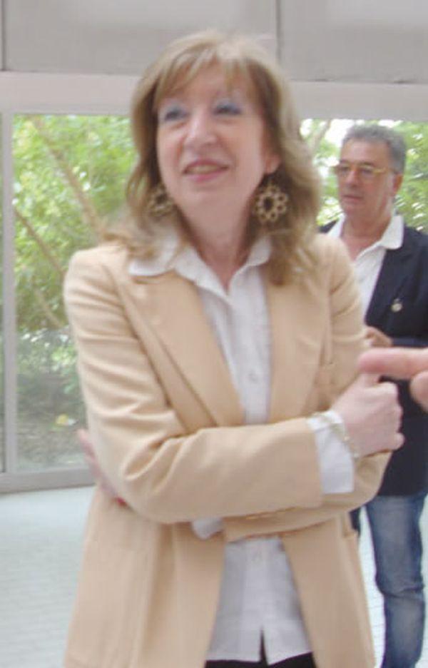Presidente da EscolaMaria Cristina Casali