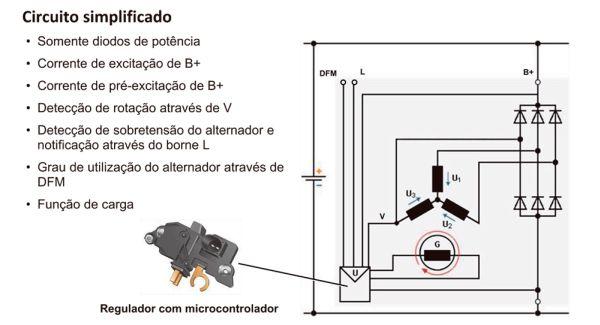 73c49cb2d00 Diagrama elétrico simplificado do regulador de tensão com micro-controlador.