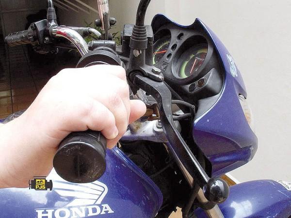 Abrindo o acelerador(acelerando)