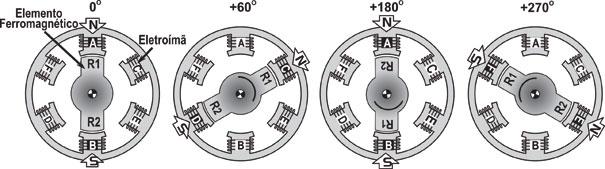 Figura 3 - A, B, C e D
